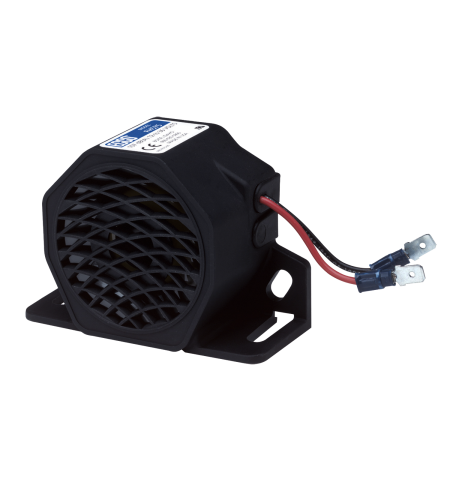 ECCO - Alarma de Retroceso 97dB Voltaje 12-24VDC